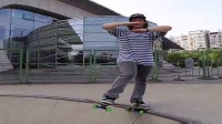 滑板如何dropin