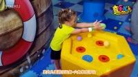 室内游乐设备-六角浮台