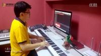 张碧晨《渡红尘》网络游戏《蜀山缥缈录》主题曲钢琴版-胡时璋影音工作室出品