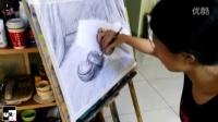 【广州FUN绘画工作室】画笔记忆人生