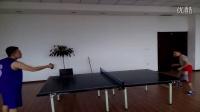 我的乒乓之路【正手攻球规范动作中】