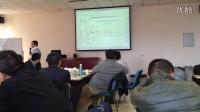 史廣老師,中國人民大學華潤制藥研修班《非財務經理的財務管理沙盤》課程