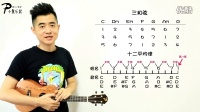 Ukulele零基础入门第9课:音程与和弦 张sir  子熏乐器