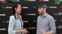 【动点科技】TechCrunch上海第一天 嘉宾后台采访
