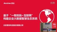 FBIF2016 Zhaohui Xie:Welcome Address Marketing