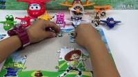 玩具总动员  超级飞侠  智力拼图