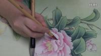 凌达教您画工笔-山茶蓝歌鸲022