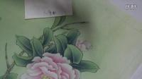 凌达教您画工笔-山茶蓝歌鸲021