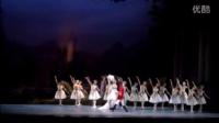 美国芭蕾舞剧院 Ratmansky版睡美人 二幕 梦境 Diana Vishneva, Marcelo Gomes