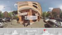 美丽罗马,VR镜头下的古城
