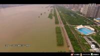 震撼!航拍暴雨过后武汉全市各区长江水位情况!