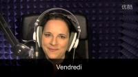 法语基础入门教学视频课程《Learn French Lesson 1》