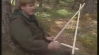 Ray Mears -A Frame Backpack