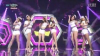 T-ara - 완전 미쳤네 - KBS音乐银行150807