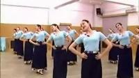 藏族舞《格桑拉》中央民族大学舞蹈学院