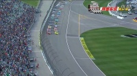 NASCAR 纳斯卡 斯普瑞林杯系列 - 整场比赛 - 保龄球网 400