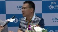 2016上海国际水展慧聪水工业网专访博鑫精陶吴汉阳、路廷杰先生