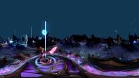 360 VR 全景 虚拟现实 英雄联盟 进入召唤师的世界 vr体验