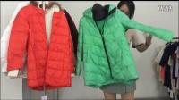反季促销品牌冬装棉服呢大衣批发走份 25件一份1125块 仅此一份视频款 卖完即止