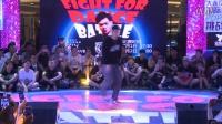 FIGHT FOR DANCE POPPIN JUDGE SHOW HOZIN