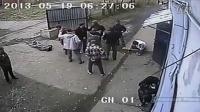 监控:真正的打架,俄罗斯人高素质打架不拿家伙儿,谁战斗力最高?