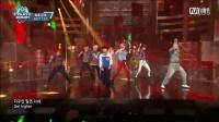 20160707 NCT127 - 消防车【Mnet M!Countdown】初舞台