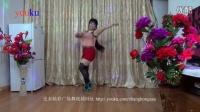 zhanghongaaa 广场舞蹈康巴情精彩展示教学版  原创 广场舞