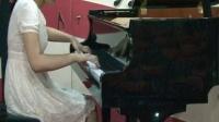 张晓萱  车尔尼299组《钢琴快速练习曲》NO.16