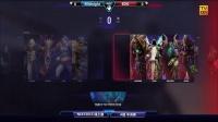 NEST2015线上赛 风暴英雄 A组 半决赛 EDG vs Midnight 1
