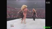 WWE 肉色三点式