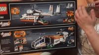 LEGO-42052开盒预热