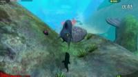 海底大猎杀《Feed and Grow: Fish》小小鱼儿成长记 Ep.5 虎鲨出征