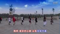 子青广场舞《爱火》自由20步附分解