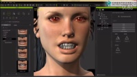 视频速报:iClone Character Creator Tutorial - Advanced Facial Modification_ Vampire-w,慧之家