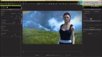 视频速报:iClone 6 Tutorial - Creating an Outdoor Scene with Videos-www.nbitc.com,慧之家