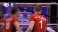 2016世界男排联赛第二组四强赛葡萄牙vs荷兰比赛录像