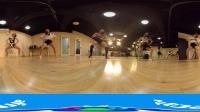 360 VR 全景 虚拟现实 韩国性感车模女团Top Girl-Exid《up down》超火辣热舞