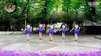 兴梅广场舞 安吉丽娜 背面