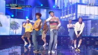 「Vickrys_MeU」160708音乐银行 - NCT 127  Once Again