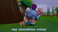 【昆塔】呼呼收音机儿歌3D版-Sun shine