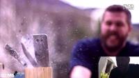 最强手机对决 三星 S6 Can a Battle Forged Katana Slice Galaxy S6 in Half GizmoSlip