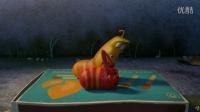 larva臭屁虫-恶毒的诅咒-梦魇的折磨-卡通动画短片