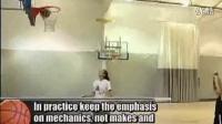 秒变投篮之王!贝克教你20种跳投技术训练 值得收藏