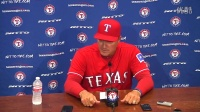 MIN@TEX Banister on pitching woes in 8-6 loss