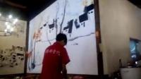 江柳在祁东,去吃大餐QQ视频20160712