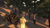 武装突袭3 战役 视频攻略 第一集 中文解说 东风 生存 drawdown