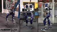 目前最接近人类步态的双足机器人-DURUS