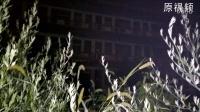 夜里,用手机拍到的诡异视频