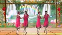 (姑娘回回头)DJ舞-小霞广场舞