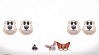 【猴姆独家】萌cry!4分钟用emoji表情包演绎《疯狂动物城》!